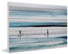 Parvez Taj Beach Padding Print