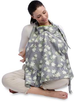 Boppy Nursing Cover - Lupine