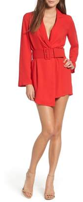 Leith Belted Romper