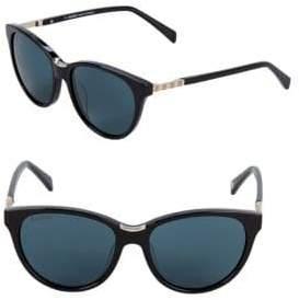 Balmain 54MM Butterfly Sunglasses
