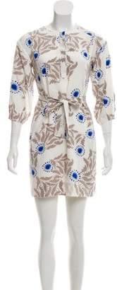 Diane von Furstenberg Julieta Silk Dress
