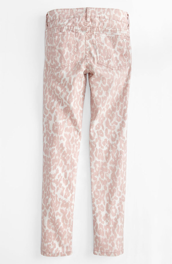 Joe's Jeans Printed Ultra Slim Fit Denim Leggings (Big Girls)