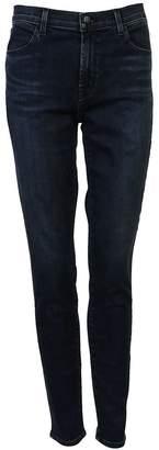 J Brand High-waisted Skinny Jeans