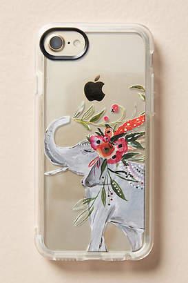 Casetify Boho Elephant iPhone Case