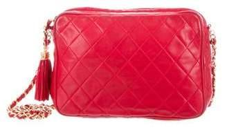 Chanel Lambskin Camera Bag