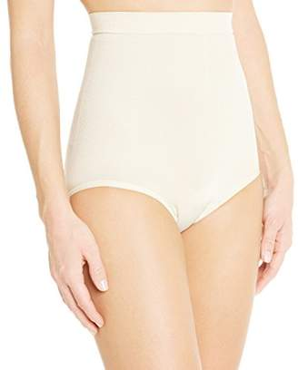 Flexees Maidenform Women's Girdle,8 (Brand size: S)