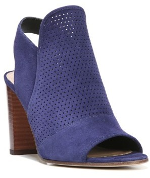 Women's Via Spiga Gaze Block Heel Sandal $225 thestylecure.com