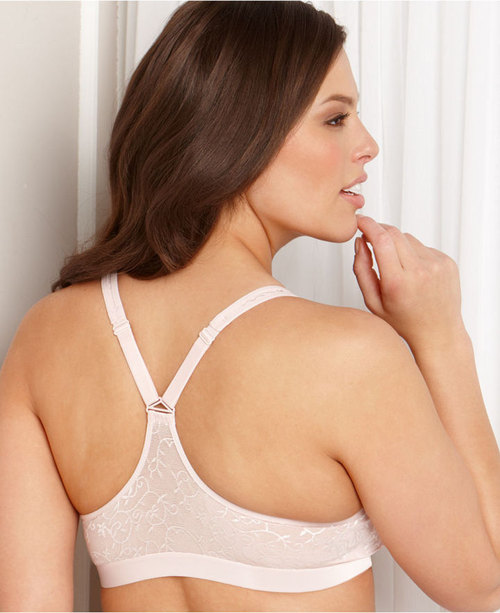 Leading Lady Bra, Y Back Front Close 5048