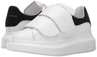 Alexander McQueen Hook-and-loop Oversized Sneaker Women's Shoes