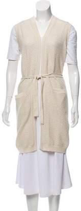 Rachel Comey Lightweight Knit Alpaca Vest