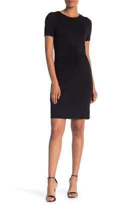 Vince Camuto Cinched Waist Dress