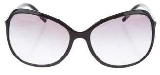 Burberry Oversize Tinted Sunglasses