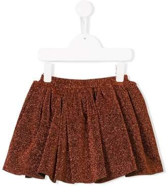 Caroline Bosmans glitter mini skirt