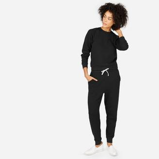 The Classic French Terry Sweatpant $55 thestylecure.com