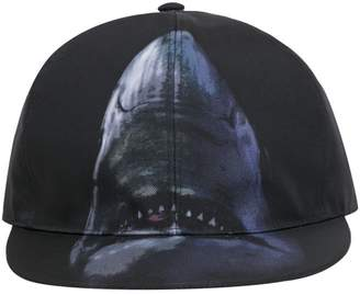 Givenchy Shark Cotton Cap