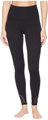 Beyond Yoga Double Up High-Waisted Midi Leggings Women's Casual Pants