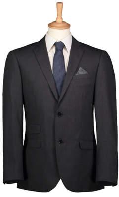 George Charcoal Slim Fit Suit Jacket