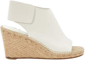 Celine Leather Espadrilles