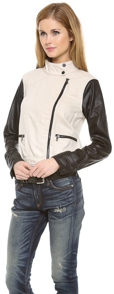 Rag and Bone The Moto Jacket