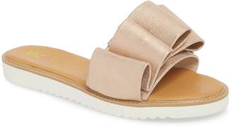 BC Footwear Fun for All Ages Pleated Sandal
