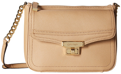 Calvin Klein Calvin Klein Key Items Saffiano Light Crossbody
