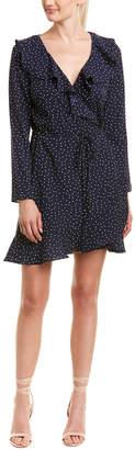 Lucy Paris Zoe Wrap Dress