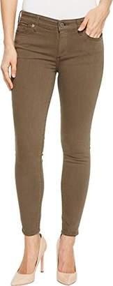 Lucky Brand Women's MID Rise AVA Crop Jean in