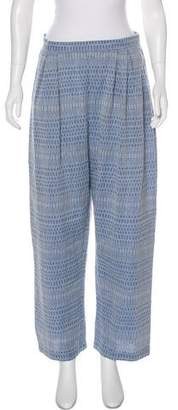 Mara Hoffman High-Rise Printed Pants