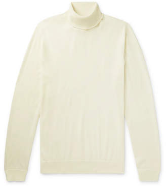 Off-White Salle Privée SALLE PRIVEE - Cashmere Rollneck Sweater - Men