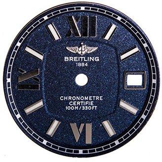 Breitling コックピットa7135612 / c753 Lady 22 mmブルーダイヤルfor 32 mmレディース腕時計