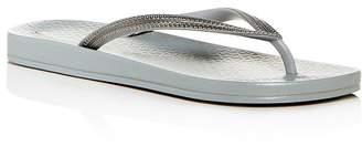 Ipanema Women's Ana Metallic III Flip-Flops