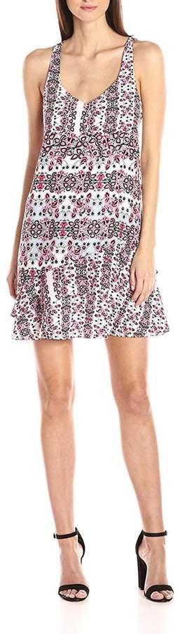 Parker Eve Ruffle Dress