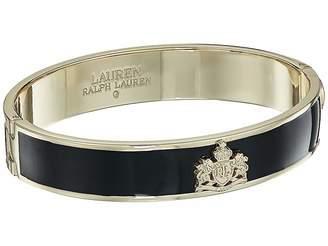 Lauren Ralph Lauren Crest Bangle Bracelet Bracelet