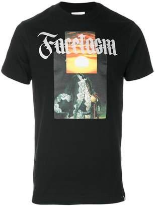Facetasm logo T-shirt
