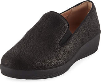 FitFlop Superskate Pebbled Sneakers