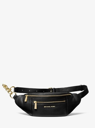 MICHAEL Michael Kors Medium Pebbled Leather Belt Bag