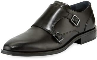 Cole Haan Men's Dawes Grand Double Monk Oxford Shoes, Black