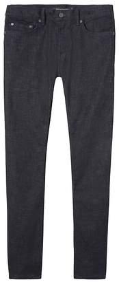 Banana Republic Skinny Rapid Movement Denim Dark Wash Jean