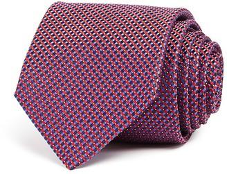 Canali Diamond Weave Classic Tie $160 thestylecure.com