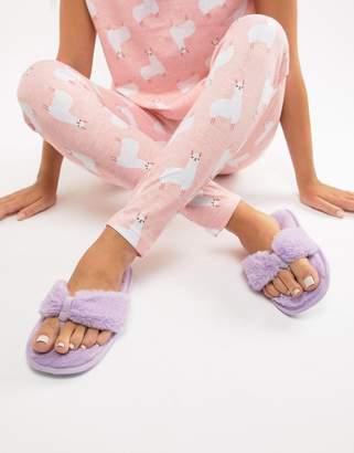 Brave Soul Fluffy Slippers