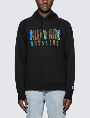 Billionaire Boys Club Scan Graphic Popover Hoodie