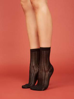 Reformation Swedish Stockings Klara Knit Socks