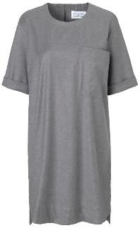 Libertine-Libertine Grey Spun Dress - S - Grey
