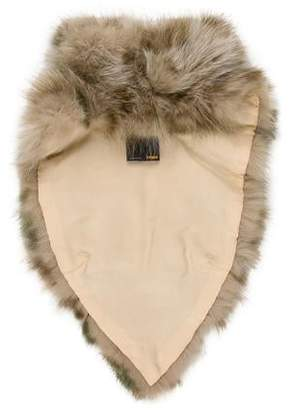 Fendi Fox Fur Neck Warmer