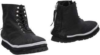 Giorgio Brato + VEESHOO Ankle boots