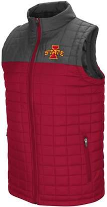 Men's Iowa State Cyclones Amplitude Puffer Vest