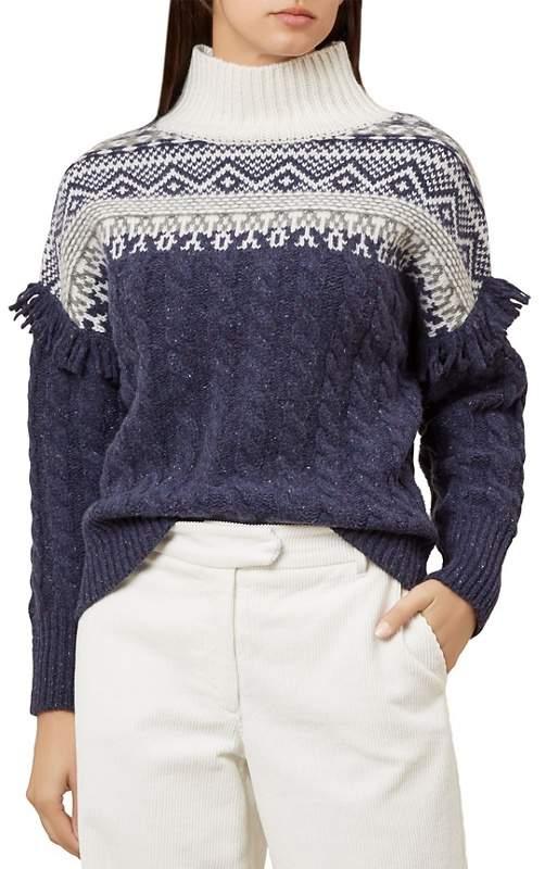 Navy 'Cleo' Sweater