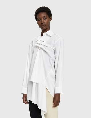 Kimhēkim Venus Asymmetric Shirt