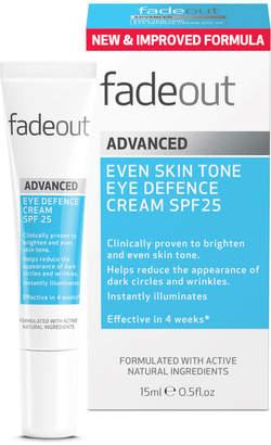 Fade Out Advanced Even Skin Tone Eye Defence Cream 15ml