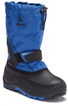Kamik Sleet Waterproof Snow Boot (Little Kid & Big Kid)